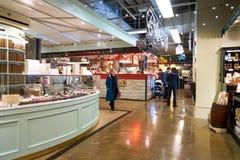 Γαλλική αγορά του Σικάγου Στοκ Φωτογραφία