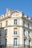 Γαλλική αρχιτεκτονική στο Παρίσι Στοκ Εικόνες