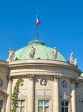 Γαλλική αρχιτεκτονική στο Παρίσι Στοκ Φωτογραφίες