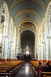 Γαλλική καθολική εκκλησία Στοκ Εικόνες