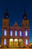 Γαλλική καθολική εκκλησία Στοκ Φωτογραφία