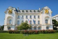 Γαλλική πρεσβεία στη Βιέννη Στοκ φωτογραφίες με δικαίωμα ελεύθερης χρήσης