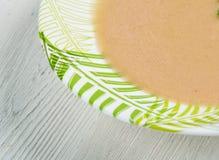 Γαλλική σούπα σκόρδου Στοκ εικόνα με δικαίωμα ελεύθερης χρήσης