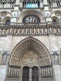 Γαλλικός καθεδρικός ναός Στοκ εικόνα με δικαίωμα ελεύθερης χρήσης