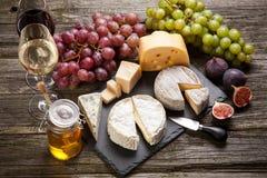 γαλλικός μαλακός τυριών Στοκ εικόνα με δικαίωμα ελεύθερης χρήσης
