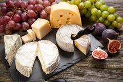 γαλλικός μαλακός τυριών Στοκ φωτογραφία με δικαίωμα ελεύθερης χρήσης