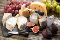 γαλλικός μαλακός τυριών Στοκ Φωτογραφία