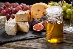 γαλλικός μαλακός τυριών Στοκ φωτογραφίες με δικαίωμα ελεύθερης χρήσης