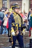 γαλλικός στρατιώτης Στοκ φωτογραφία με δικαίωμα ελεύθερης χρήσης