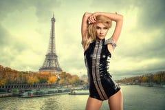 Γαλλικός χορευτής Στοκ φωτογραφία με δικαίωμα ελεύθερης χρήσης