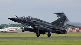 Γαλλικό δέλτα Ramex Πολεμικής Αεροπορίας Στοκ εικόνες με δικαίωμα ελεύθερης χρήσης