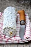 Γαλλικό κούτσουρο chevre Στοκ εικόνες με δικαίωμα ελεύθερης χρήσης