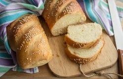 Γαλλικό baguette Στοκ Εικόνες