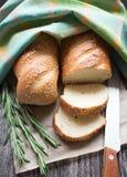 Γαλλικό baguette Στοκ Εικόνα
