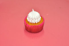Γαλλικό cupcake Στοκ Φωτογραφία