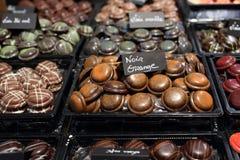 γαλλικό macaron Στοκ εικόνες με δικαίωμα ελεύθερης χρήσης