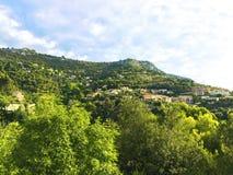 Γαλλικό riviera στοκ φωτογραφίες