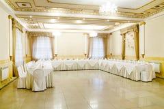 Γεγονός εστιατορίων Συμπόσιο, γάμος, εορτασμός Στοκ φωτογραφίες με δικαίωμα ελεύθερης χρήσης