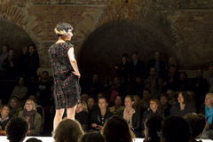 Γεγονός μόδας στο Γκραζ Στοκ Εικόνες
