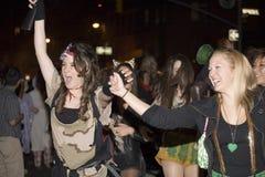 Γεγονός συμβαλλόμενου μέρους στην πόλη της Νέας Υόρκης στοκ εικόνες με δικαίωμα ελεύθερης χρήσης