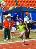Γεγονός της αθλητικής ημέρας παιδιών στοκ εικόνες με δικαίωμα ελεύθερης χρήσης