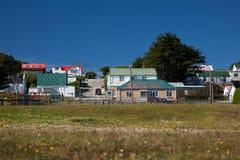 γειτονιά μικρού χωριού Στοκ φωτογραφίες με δικαίωμα ελεύθερης χρήσης