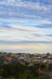 Γειτονιά του Σαν Φρανσίσκο Στοκ Εικόνες