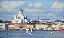 Γειτονιά Katajanoka Στοκ φωτογραφία με δικαίωμα ελεύθερης χρήσης