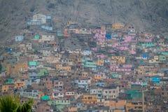 Γειτονιά Rimac της Λίμα στοκ φωτογραφία