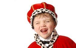 γελώντας πρίγκηπας Στοκ Εικόνες