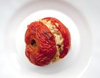 γεμισμένη ντομάτα Στοκ φωτογραφία με δικαίωμα ελεύθερης χρήσης