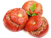 γεμισμένη ντομάτα Στοκ Φωτογραφία