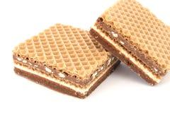 γεμισμένη σοκολάτα γκοφ Στοκ εικόνα με δικαίωμα ελεύθερης χρήσης