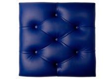 Γεμισμένος μπλε πίνακας δέρματος Στοκ φωτογραφίες με δικαίωμα ελεύθερης χρήσης