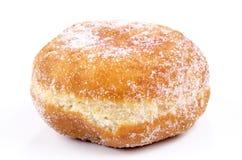 Γεμισμένο ζελατίνα doughnut Στοκ Φωτογραφίες