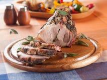 Γεμισμένο χοιρινό κρέας Στοκ Εικόνες