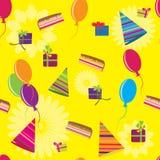 γενέθλια ευτυχή Στοκ Εικόνες