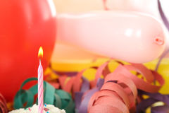 Γενέθλια κοριτσιού Στοκ Εικόνες
