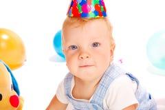 γενέθλια μωρών Στοκ Εικόνες
