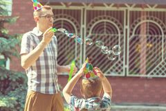 γενέθλια ευτυχή Στοκ Φωτογραφίες