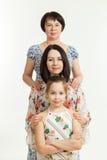 γενεές τρεις γυναίκες Στοκ φωτογραφία με δικαίωμα ελεύθερης χρήσης