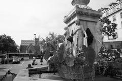 Γενεύη κεντρικός Στοκ Εικόνες