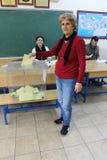 Γενικές εκλογές στην Τουρκία, 2015 στοκ εικόνα