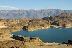 Γενική λίμνη Carrera. Στοκ Φωτογραφία