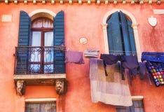 Γενική αρχιτεκτονική, Βενετία Στοκ φωτογραφία με δικαίωμα ελεύθερης χρήσης