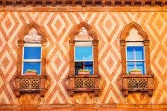 Γενική αρχιτεκτονική, Βενετία Στοκ Εικόνα