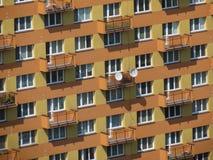 Γενική αρχιτεκτονική Sovietic Στοκ φωτογραφία με δικαίωμα ελεύθερης χρήσης
