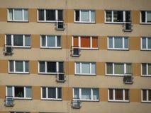 Γενική σοβιετική αρχιτεκτονική Στοκ εικόνες με δικαίωμα ελεύθερης χρήσης