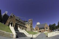 Γενικός καθεδρικός ναός Περθ, Αυστραλία του ST George ` s αεροπλάνων δυτικών Αυστραλιών Στοκ φωτογραφίες με δικαίωμα ελεύθερης χρήσης