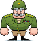 γενικός στρατιωτικός Στοκ Εικόνες